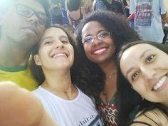 Passeio com  natureza, musica, e muita, muita muita gente... Foi bom para rever amigos queridos!! Parque Ibirapuera em São Paulo, SP