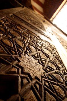 qaytbay complex, masjid, tribune
