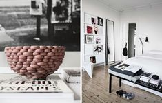 AT HOME WITH KATRINE + JAKOB