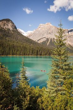 Emerald Lake Yoho National Park Canada | Laurent Gass Say Yes To Adventure