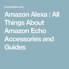 16 Best Alexa commands & tips images in 2018 | Alexa