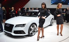 2014 #Audi RS7 Sportback Hits 60 MPH in Under 4 Seconds