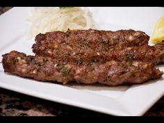 Pakistani Seekh Kebab + Yogurt Raita – Rookie With A Cookie