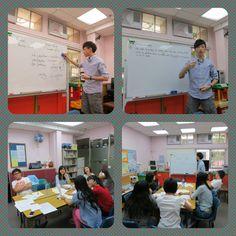 TeensF 「樂為教室」之 English Writing & Speaking tutorial @21-9-2014