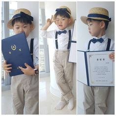 :) Song Il Gook, Man Se, Song Triplets, Miss You Guys, Baby Pictures, Cute Kids, Superman, Twins, Baby Boy