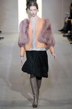 Karlie Kloss Photos Fall 2008 Ready-to-Wear Marni - Runway on Style.com
