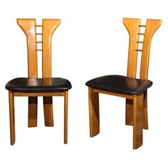 Pierre Cardin--chairs