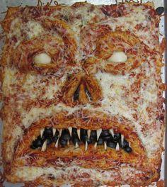 Pizza monster