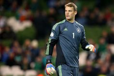 17. Manuel Neuer, Germany