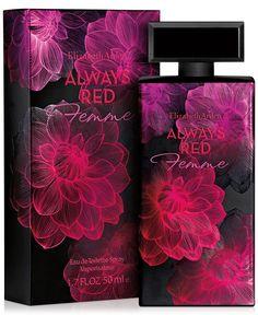 Elizabeth Arden Always Red Femme Eau de Toilette, 1.7 oz