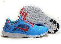 Nike Free Run 3 Blue Glow University Red Pro Platinum Men's Running Shoes cheap nike shoes Nike Running, Nike Free Run 3, Cheap Running Shoes, Nike Shoes Cheap, Nike Free Shoes, Cheap Nike, Free Runs, Mens Running, Buy Cheap
