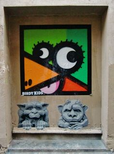 Paris, street art