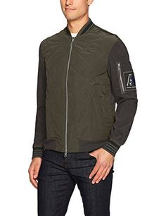 """Full front zip quilted varsity inspired bomber with logo detail on sleeve       Famous Words of Inspiration...""""You give me a credit to which I have no claim in calling me 'the writer of the Constitution of the United States.' This was not, like the fabled Goddess of Wisdom,...  More details at https://jackets-lovers.bestselleroutlets.com/mens-jackets-coats/lightweight-jackets/varsity-jackets/product-review-for-ax-armani-exchange-mens-quilted-varsity-bom"""