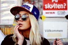 love this. #snapbacks #sunglasses