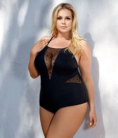 d2bbab2309273 More Curves, Curvy Swimwear, Big And Beautiful, Gorgeous Women, Plus Size  Swimsuits