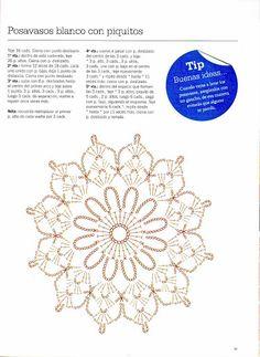Materiales gráficos Gaby: Buenas ideas en crochet