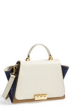ZAC Zac Posen 'Eartha' Top Handle Satchel available at #Nordstrom