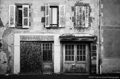 https://flic.kr/p/YJDnTX | Boulangerie abandonnée | Ally - Dans le Cantal ©2017 www.fabricedenisphotography.fr