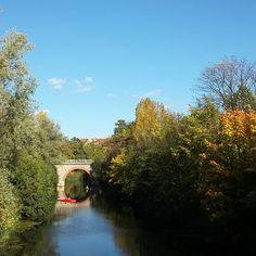 Impressionen im Herbst bei wunderschönem Wetter #Oktober #Erholung