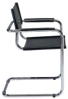 Mart Stam introduced his Cantilever Armchair in 1926.