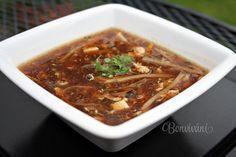 Ostro - kyslá polievka