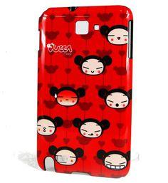 Pucca Inmold Cute Smartphone Hard Case