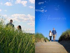 seaside engagements, good harbor beach, gloucester, MA http://briannaphotography.com/blog