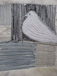 46 best images about boro on Pinterest | Stitching, Stitches and Textile art