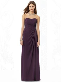 After Six Bridesmaid Dress 6690 http://www.dessy.com/dresses/bridesmaid/6690/#.Utw3p388KK0