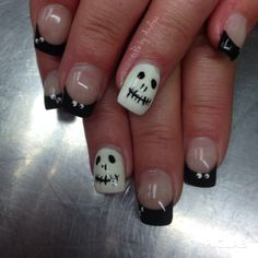 tiPz by Andrea - Medicine Hat...darling inspiration from a fellow nail professional! LOVE!