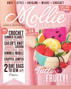 Bedava Dergi Var - Free Mollie Makes Crochet Doily Rug, Crochet Eyes, Easy Crochet, Crochet Star Stitch, Crochet Stars, Crochet Magazine, Knitting Magazine, Knot Cushion, Mollie Makes