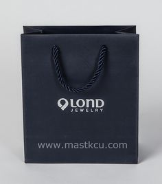 BRAND PAPER BAG: paper bag #shoppingbag #company #speciallydevelopedpaper #LOND