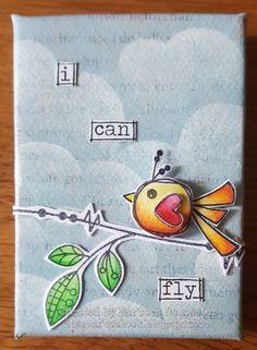 Tina's floral doodles June 2018