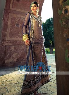 Pakistani Indian Wedding Guest Dresses, Formal Evening Wear Dresses