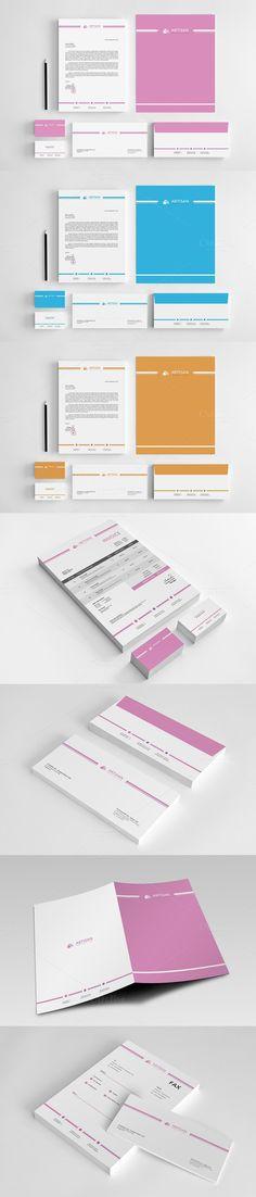 Arrow corporate Word certificate Certificate design, Stationery - corporate word templates