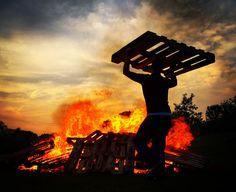 Bonfire  Photo Credit: Mike De Sisti