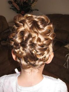 DIY Wedding Hair  : DIY Three Ponytail Knotted Updo