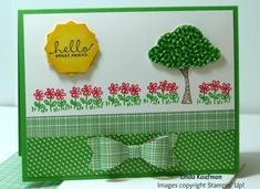 Sprinkles of Life Six Sided Sampler Card by kadnil59 - Cards and Paper Crafts at Splitcoaststampers