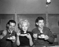 Marylin Monroe (1954)