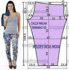 Este y otros moldes lo encontramos en: http://moldesedicasmoda.blogspot.com/