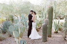 Enchanting and romantic Arizona Desert Wedding Inspiration | Arizona Wedding Inspiration via Magnolia Rouge