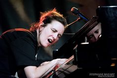 @Patricia Smith Barber - New Morning Paris 2011 by Stéphane Bazart Photography, via Flickr