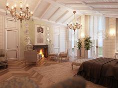European Home Interior Design Photo