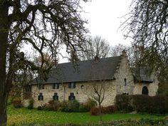 Craubeek bij Klimmen -Kaardenbekerweg 5  - hoeve Bokhof,  vierkantshoeve uit ca 1700