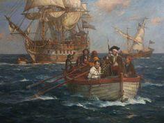 Captain's Last Landing - Bernard Finnigan Gribble