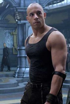 Vin Diesel - Chronicles of Riddick Vin Diesel, Fun To Be One, How To Look Better, 50 Shades Of Grey, Sophia Loren, Fast And Furious, Elizabeth Taylor, Good Looking Men, Hot Guys