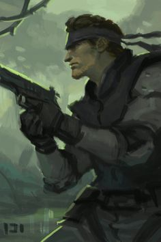 Solid Snake, Metal Gear Solid