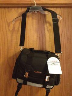 NEW Canon 200DG Digital Camera Case for Canon SLR Gadget Bag USA