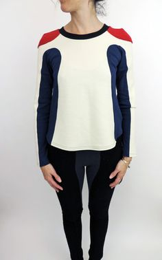 Shoulder Sweater - Kaight