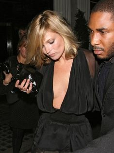 Kate Moss Photo - Agent Provocateur Fragrance Launch Party